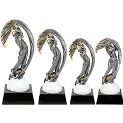 Golf Motion Extreme Trophies