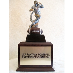 Fantasy Football Motion Extreme Perpetual Trophies