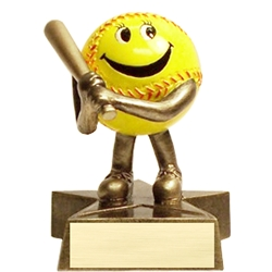 Softball Little Buddy Trophies