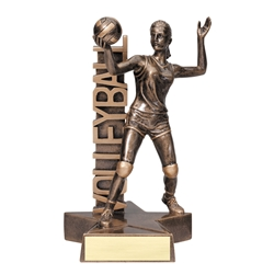 Volleyball Female Billboard Trophies