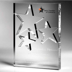 Prismatic Acrylic Awards
