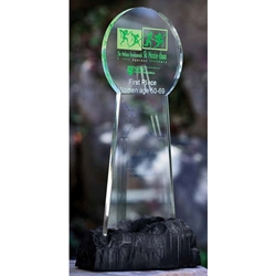 EZ Orbit Acrylic Awards