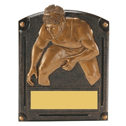 Wrestling Legends of Fame Trophy/Plaque