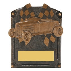 Hot Rod Legends of Fame Trophy/Plaque