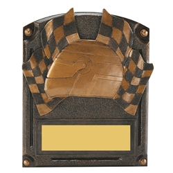 Racing Legends of Fame Trophy/Plaque
