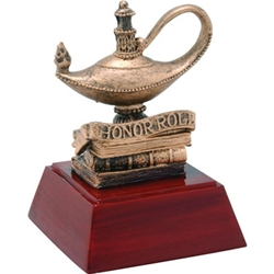 Honor Roll Resin Sculpture Trophies