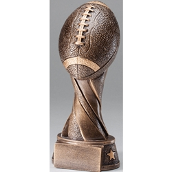 Football Spiral Trophies
