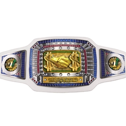 Top Sales Champion Award Belts
