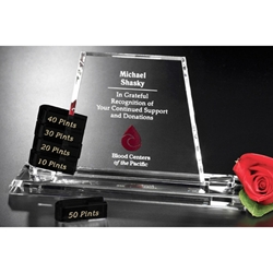 Alliance Goal-Setter Crystal Awards