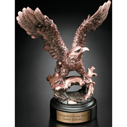 Perched Eagle Awards