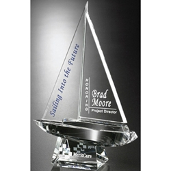 Spinnaker Crystal Awards