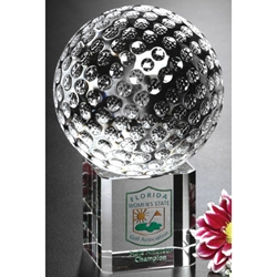 Stratus Golf Crystal Awards