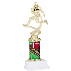 Football Sports Motion Column Trophies