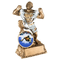 Wrestling Monster Trophies