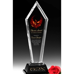 Signature Peak Crystal Awards