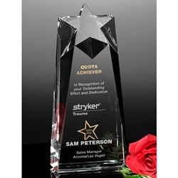 Orion Star Crystal Awards