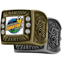 Create Your Own Custom Logo Champion Ring