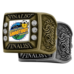 Create Your Own Custom Logo Finalist Ring
