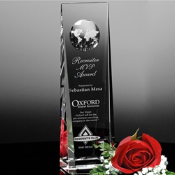 Westby Globe Crystal Awards