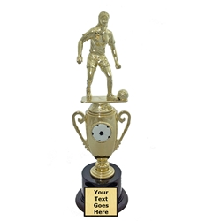 Female Soccer Cup Trophies