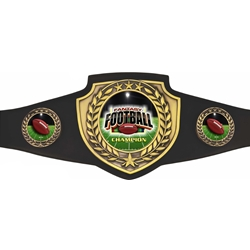 Fantasy Football Champion Award Belts Shield Series