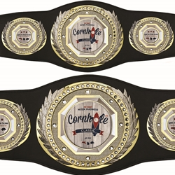 Custom Champion Presidential  Award Belt