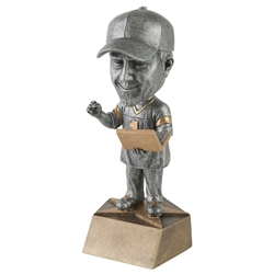 Fantasy Football Bobblehead Trophy