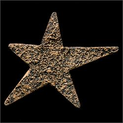 Star Bronze Accent