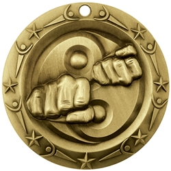 Martial Arts World Class Medals