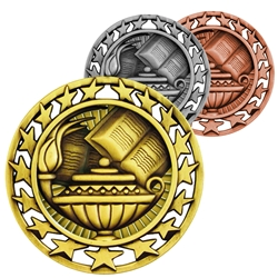 Knowledge Star Medallions