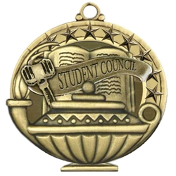 Student Council Medals