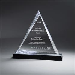 Amphitheatre Triangle Award Trophy