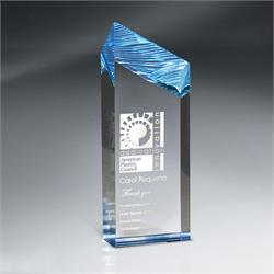 Blue Chisel Carve Tower Award