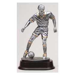 Large Female Soccer Figure Trophies