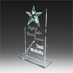 Episolon Star Award Trophy