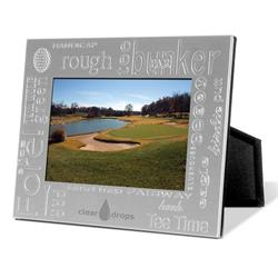 Golf Award Picture Frame