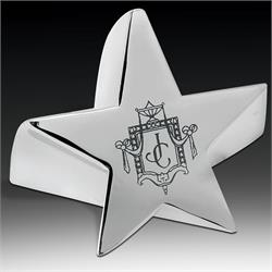 Radiant Star Paperweight Award
