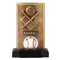 Baseball SPIN Trophies