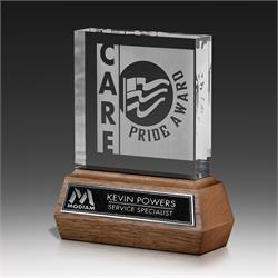 Stacked Acrylic Award