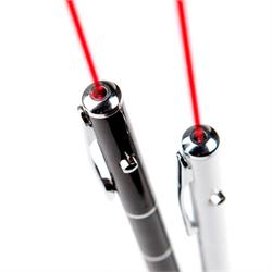 The Stylus Laser Pen