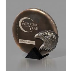 Transcend Eagle Award Trophy
