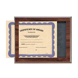 "10.5"" x 13"" Certificate Holder Frames"